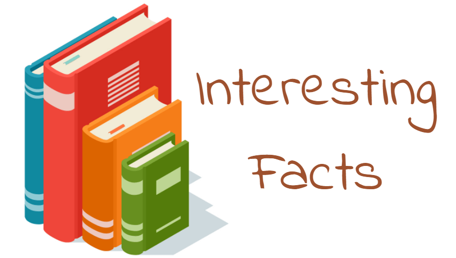 Interesting facts about books