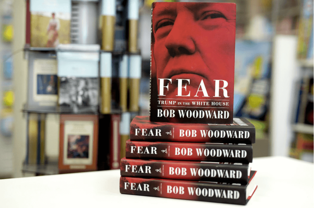 Sales of Fear: Trump in the White House Book