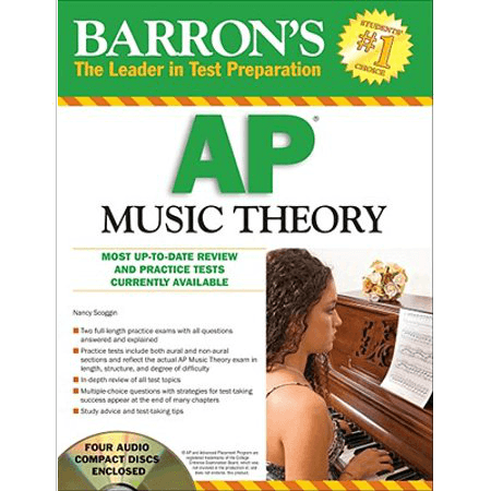 Barron's AP Music Theory