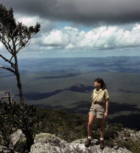 Delia Owens loves nature