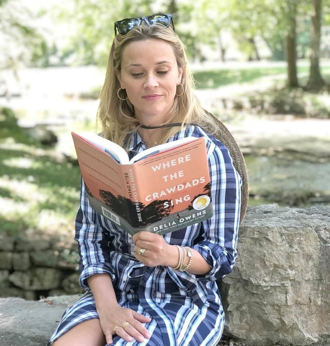 Reese Witherspoon rated the book