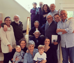 Georgia Hunter's family