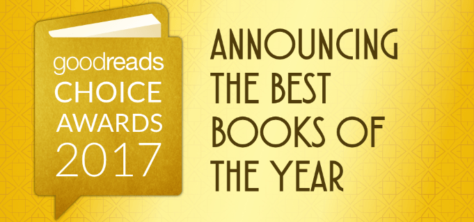 Goodreads Choice Award finalist