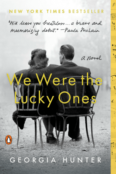 We Were the Lucky Ones review book