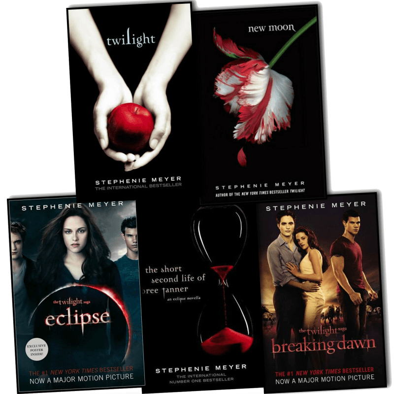 Series of Twilight novel