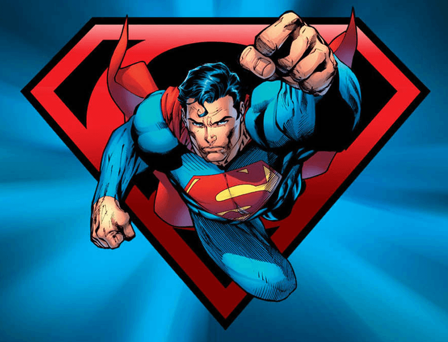 Superhero Superman