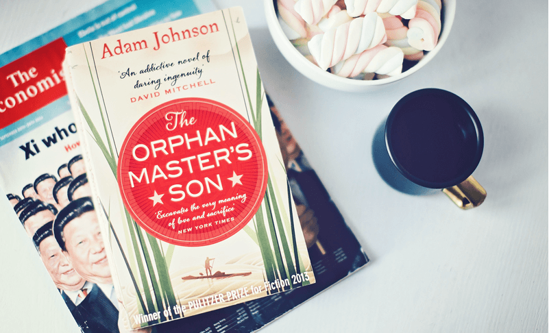 The Orphan Master's Son book