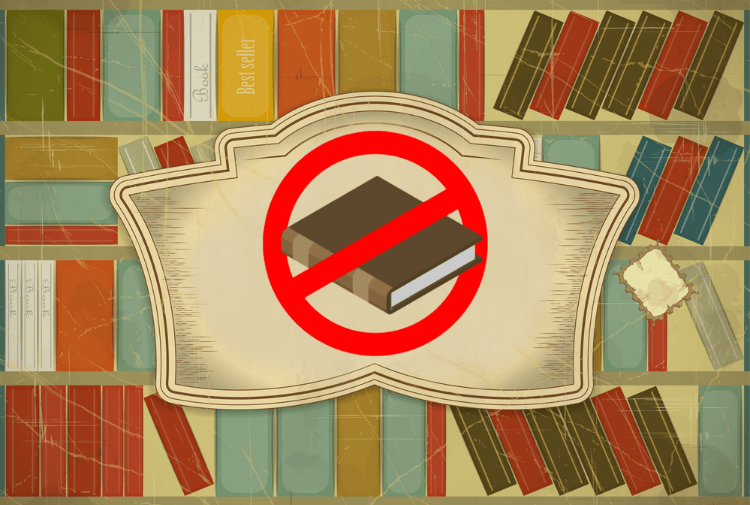 Weird facts about banned books