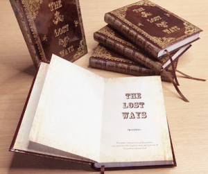 The Lost Ways books