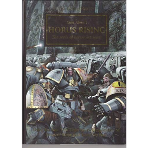 Horus Rising The Horus Heresy book