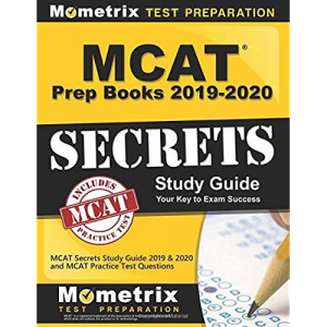 Mometrix MCAT Secrets Study Guide