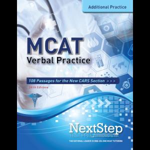 NextStep MCAT Verbal Practice
