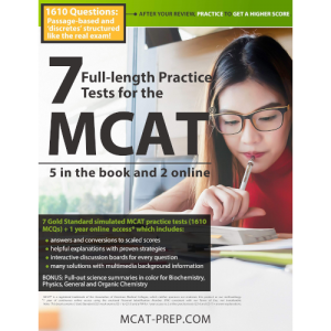 The Gold Standard MCAT Practice Questions