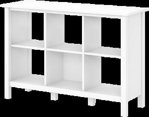 Bush Furniture Broadview storage bookcase