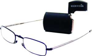 Magnivision Gideon reading glasses