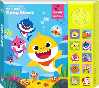 Baby Shark by Pinkfong