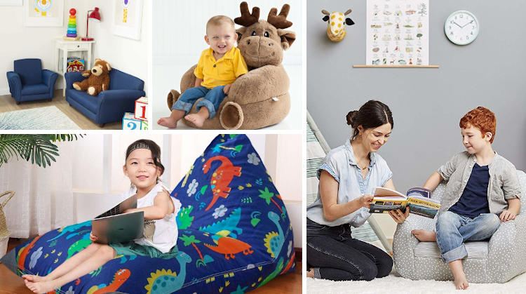 Best kids reading chairs