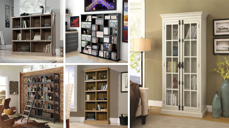 Best bookcases for home library