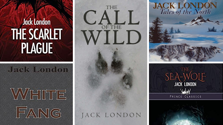 Top 5 books by Jack London