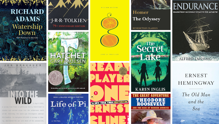 Best adventure books that everyone must read