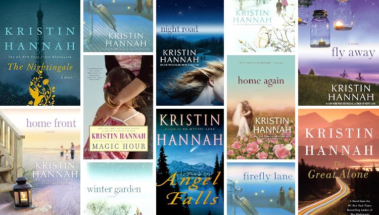 Kristin Hannah books: best rated novels