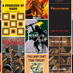 Top 10 Books by Edgar Rice Burroughs (2021)