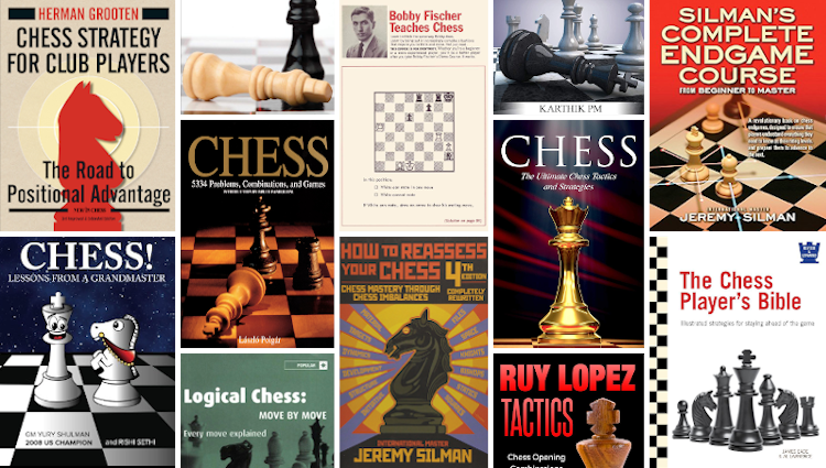 Good chess books for intermediate players