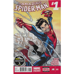 Amazing Spider-Man #1 - 3rd Series