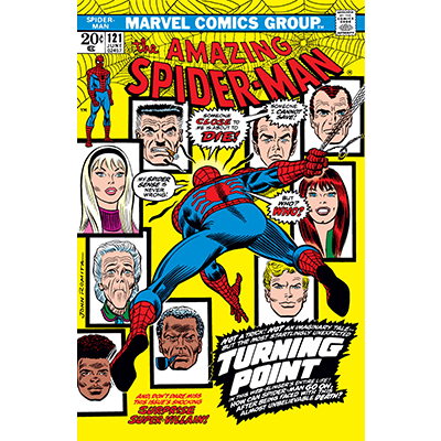 Amazing Spider-Man, v1 #121