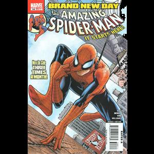 Amazing Spider-Man V2 #546