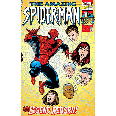 Amazing Spider-Man, Vol. 2, No. 1