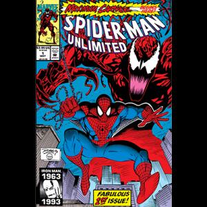 Spider-Man Unlimited #1