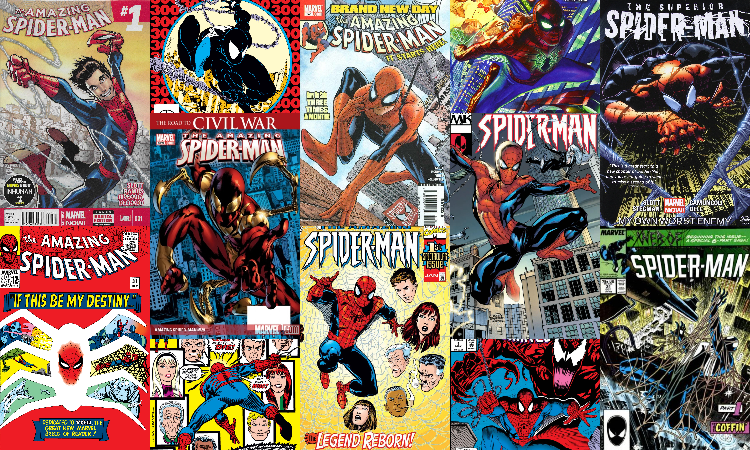 Where to Start Reading Spiderman